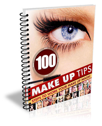 100 MAKE UP STEPS TO WORK YOUR MAKE UP MAGIC